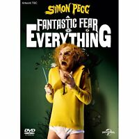A Fantastic Fear of Everything DVD (2012) Simon Pegg ** BRAND NEW & SEALED **