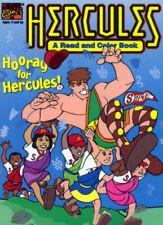 Hercules coloring book RARE UNUSED
