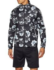 Nike Floral Sportswear N98 Jacket Tribute Black and White Size Medium RARE!!!!