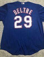Texas Rangers Adrian Beltre Majestic Jersey XL