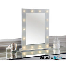 Stylish Hollywood Style Bedroom Dressing Table Mirror with LED lights - New
