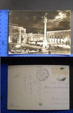 LECCE (LE9 - BELLA VEDUTA NOTTURNA DI PIAZZA SANT'ORONZO - PARTICOLARE - 22487