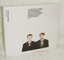 Pet Shop Boys Actually + Further Listening 1987-1988 Taiwan Ltd 2-CD+36P booklet