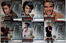 Elvis Presley SV Lottery Ticket Set
