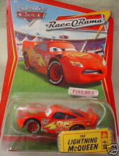 2008 Disney PIXAR CARS Race O Rama TAR LIGHTNING McQUEEN #66
