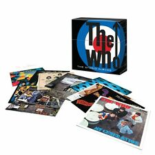 THE WHO - 14 LP BOXSET - 180 G.   LIMITED EDITION - 11 STUDIO ALBUMS + MORE +