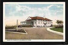 Mason City Iowa '20s Country Club House, Golf Course IA
