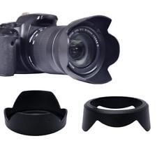 Screw Mount Flower Lens Hood Petal Shape 58mm For Canon Nikon Sony Accessory LA