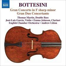 Thomas Martin, G. Bo - Grand Concerto in F Sharp minor Grand Duo [New CD]