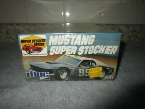 MPC Dick Trickle Model Kit- Dick Trickle  - Oval Racer - Factory Sealed