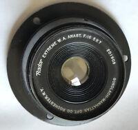 Gundlach Manhattan Extra Wide Angle Anastigmat Barrel Lens 5x7 camera