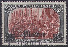 Deutsche Post Türkei Nr. 47a gestempelt geprüft