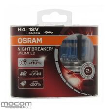 Osram Night Breaker Unlimited H4 64193NBU-HCB Autolampe 2 Stück