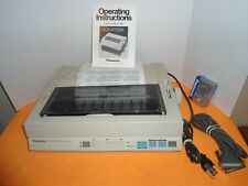 Panasonic KX-P1180 Multi-Mode Printer, with extra ribbon, cable,manual,bundle!