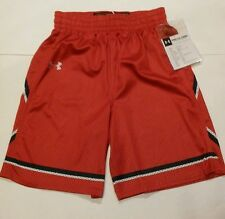ST Johns Womens Under Armour Basketball Shorts Size Small