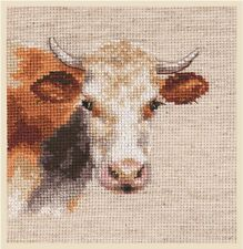 Counted Cross Stitch Kit ALISA 0-213 - Cow