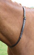 Rhinegold V-Check Cavallo pettorale da caccia staccabile martingala COB Marrone