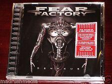 Fear Factory: Genexus CD 2015 Nuclear Blast Entertainment USA NB 3447-2 NEW
