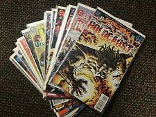 my name is holocaust DC comics set of #1-5 in mint condition