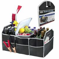 Heavy Duty Collapsible Organiser Car Boot Foldable Shopping Tidy Storage