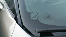 C5 C6 Corvette Jake Skull Decal Window Corner Sticker LSX