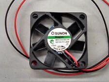 Sunon MB45101V2-000U-A99 45x45x10 mm 12VDC 9.2 CFM FAN, PACKAGE OF 20 UNITS