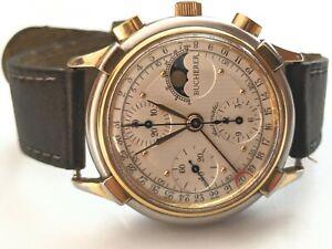 Bucherer Chronograph, Automatic