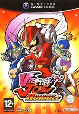 VIEWTIFUL JOE RED HOT RUMBLE Gioco Nintendo GAMECUBE e WII Completo ITALIANO PAL
