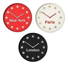 Premier Housewares Contemporary Home Clocks