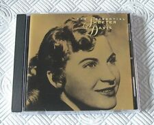 Skeeter Davis - The Essential Skeeter Davis - Scarce Mint Cd Album