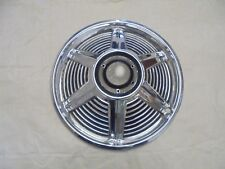 1965 Mustang Spinner Style Wheel Hub Cap Without Spinner - 14""