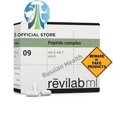 Peptide bioregulators bioregulator Havinson Revilab МL 09 musculoskeletal system