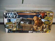 Star Wars trade Federation MTT hasbro multi Troop transporte completamente incl. caja original