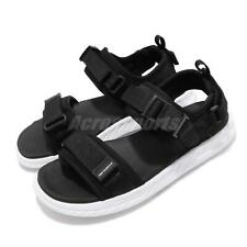 New Balance SDL600BK D Black White Mens Womens Sandal Summer Slide
