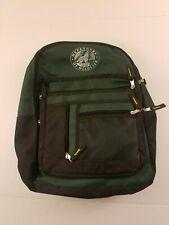 Vintage Defenders of Wildlife Green Back pack