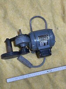 Groschopp  Getriebe  DM 80-40 Getriebemotor Motor