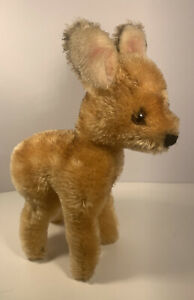 Vintage STEIFF Deer/Fawn No Tag 1950's