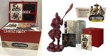 Total War Three Kingdoms Collector's Edition PC Windows Guan Yu Statue USA Sega