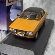 NEW Vanguards 1:43 Ford Cortina Mk4 2.3S Signal Amber VA11914