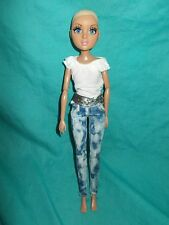 """MGA Moxie Teenz Doll 14"""" Melrose Jointed  Rooted Lashes Blonde Hair Blue Eyes"""