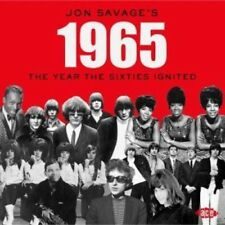 Various Artists - Jon Savage's 1965: Year the 60S Ignited [New CD] UK - Import