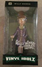 Willy Wonka & The Chocolate Factory Gene Wilder RIP Vinyl Idolz #38 New Vaulted