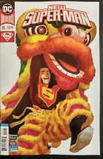 NEW SUPER-MAN #19b (2018 DC Universe Comics) ~ VF/NM Book