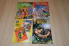 lot 4 Albums RCM : Récit complet Marvel n°11 24 48 49 et 51 -Marvel comics Semic