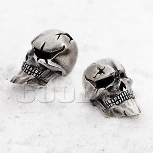 CooB JOKER SKULL Paracord Bead Beads Charm Pendant for Lanyard Bracelet KeyChain