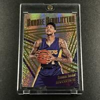 BRANDON INGRAM 2016 PANINI ROOKIE REVOLUTION #2 ROOKIE CARD RC LAKERS PELICANS