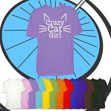 Magliette, maglie e camicie con girocollo per bambine dai 2 ai 16 anni dal Regno Unito