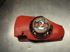 Homelite Vi Super 2 Chainsaw 10563A Starter Cover Only 70663 Oem -7100