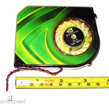 OEM nVIDIA Quadro FX1500 FX3500 Copper Based Active GPU Cooling Fan VGA Cooler
