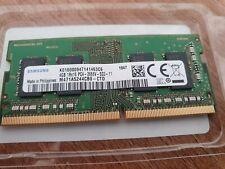 4GB DDR4 SODIMM RAM